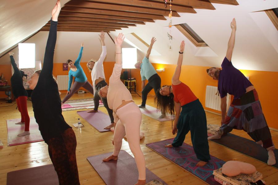 yoga courses edinburgh